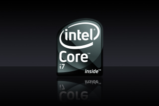 Intel Core I7 Background for Android, iPhone and iPad