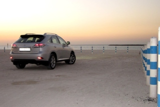 Lexus RX 350 Background for Android, iPhone and iPad