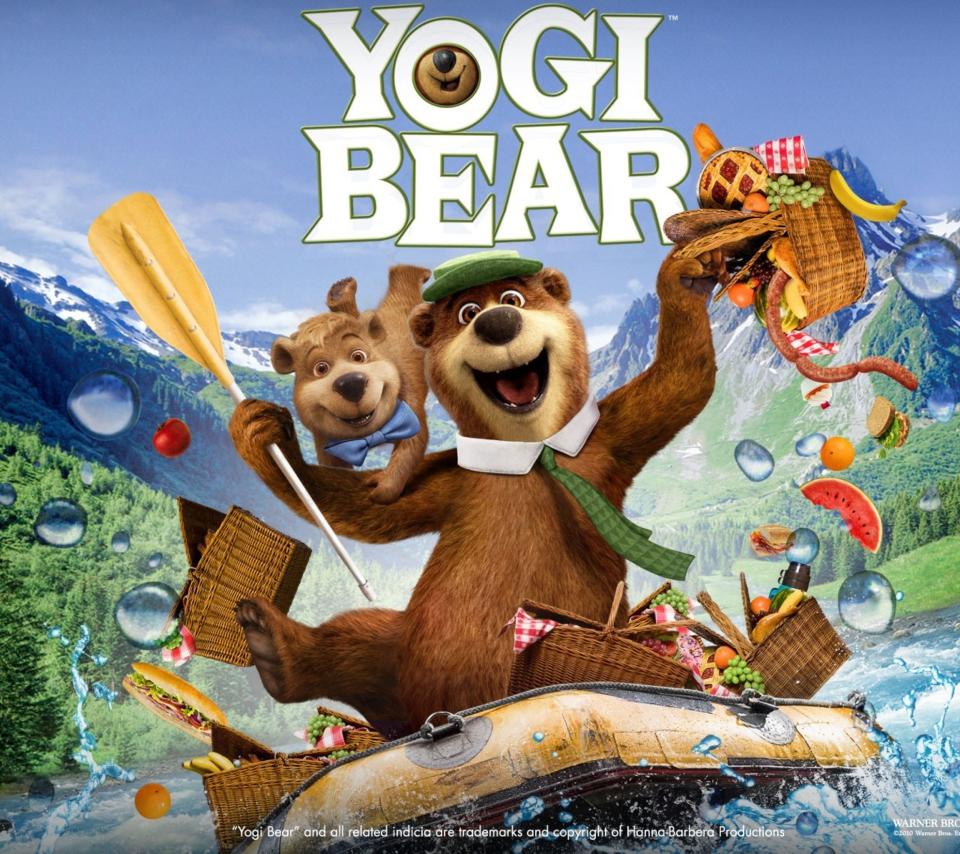 Yogi Bear para Sony Ericsson XPERIA Neo V