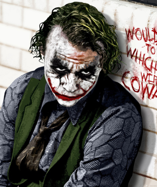 Joker sfondi gratuiti per iPhone 4S