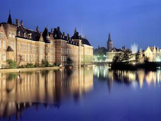 Hague Netherlands para Nokia Asha 201