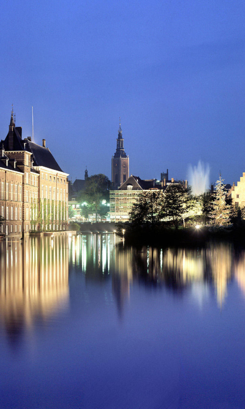 Hague Netherlands per Nokia Lumia 800