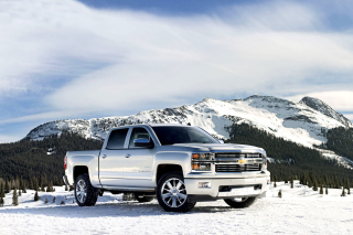 Chevrolet Silverado High Country Wallpaper for Android, iPhone and iPad