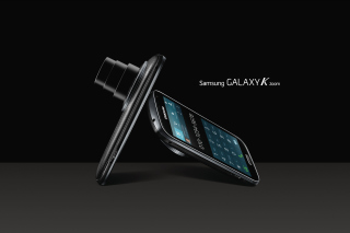 Galaxy K Zoom Wallpaper for Android, iPhone and iPad