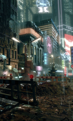 Blade Runner per Nokia Asha 306