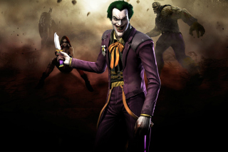 Joker Wallpaper for Android, iPhone and iPad