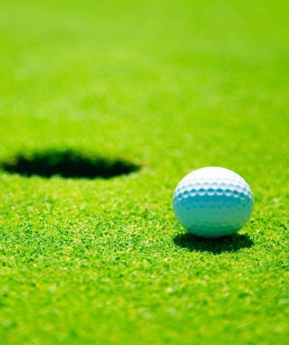 Free Golf Ball Picture for Nokia C5-06