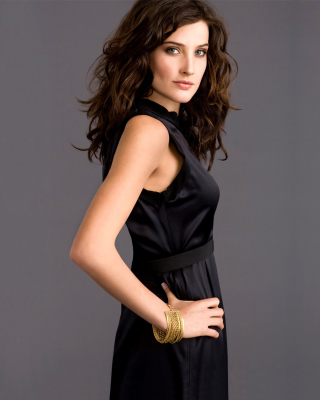 Cobie Smulders Picture for Nokia C1-01