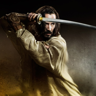 Free 47 Ronin Keanu Reeves Picture for iPad mini