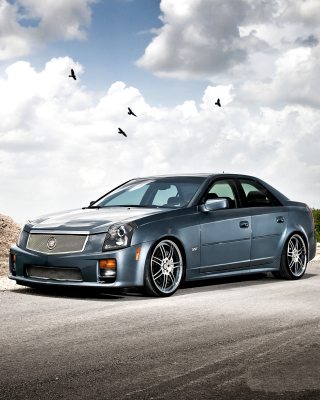 Cadillac CTS-V Test Drive Picture for Nokia C1-01