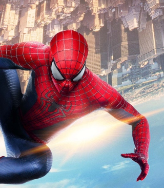 Free Amazing Spider Man 2 Picture for iPhone 6 Plus