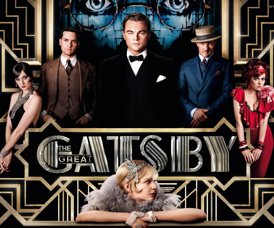 Screenshot №1 pro téma The Great Gatsby Movie 960x800