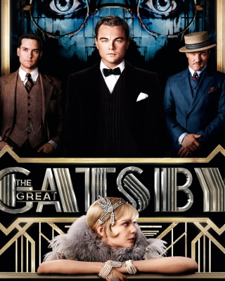 The Great Gatsby Movie - Obrázkek zdarma pro iPhone 6