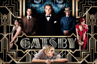 The Great Gatsby Movie - Obrázkek zdarma pro Samsung Galaxy Ace 4