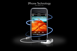 IPhone Technology - Fondos de pantalla gratis