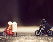 Lego Riders para 220x176