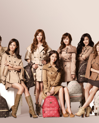 Free Girls Generation Korean Kpop Picture for iPhone 4S