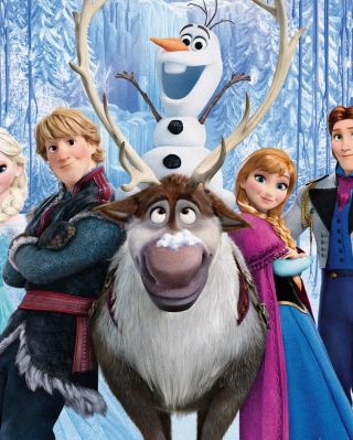Free 2013 Frozen Picture for Nokia C2-03