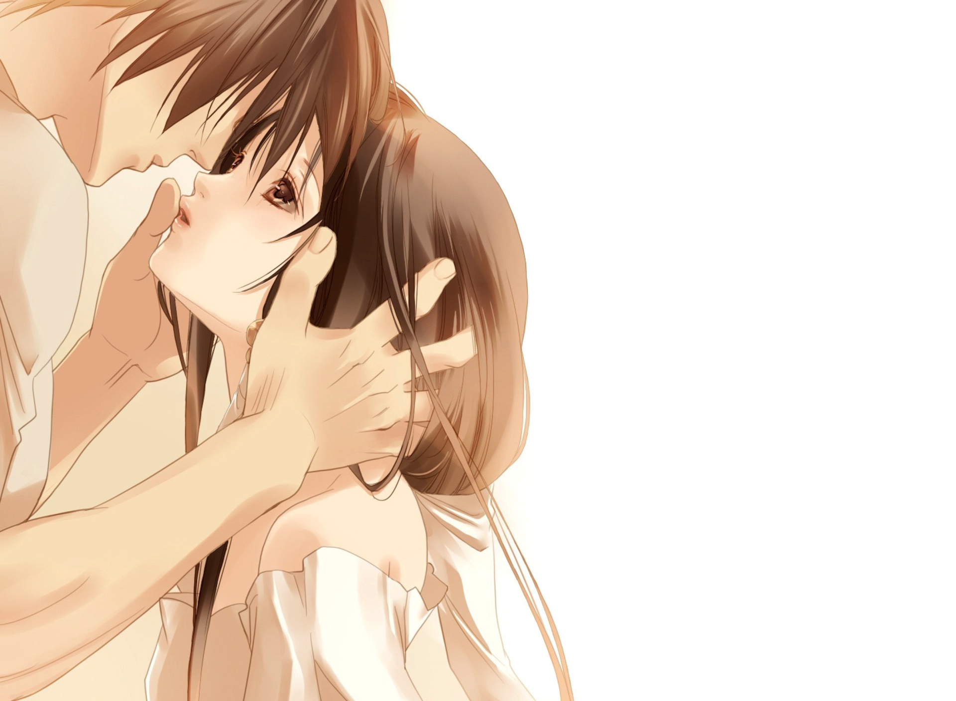 Screenshot №1 pro téma Anime Couple 1920x1408