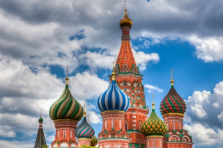 Kostenloses Saint Basil's Cathedral - Red Square Wallpaper für Android, iPhone und iPad