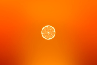 Orange Illustration - Fondos de pantalla gratis