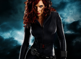 Black Widow Wallpaper for Android, iPhone and iPad