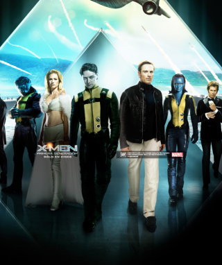 Free X-Men Poster Picture for Nokia C1-01