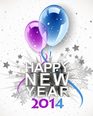 Free Happy New Year 2014 Picture for HTC Titan