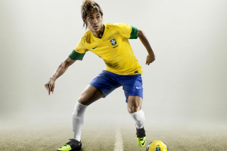 Neymar da Silva Santos Wallpaper for 1280x800