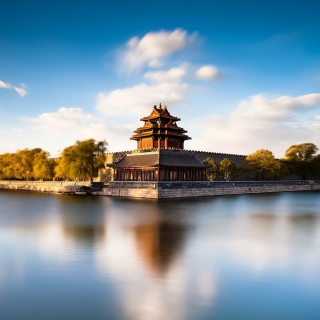 Beijing HQ Photo sfondi gratuiti per iPad Air