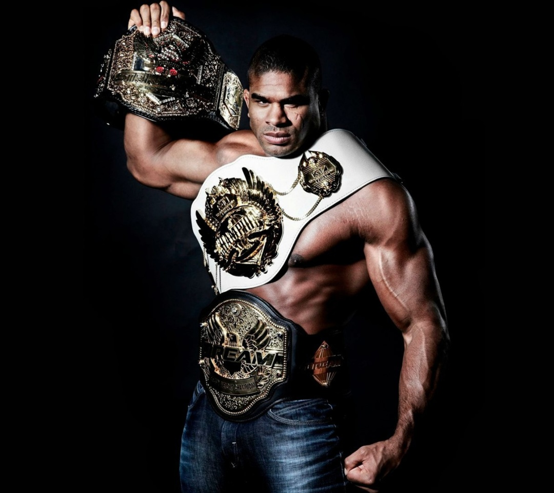 Screenshot №1 pro téma Alistair Overeem MMA Star 1080x960