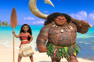 Moana Background for Android, iPhone and iPad