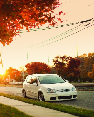 Volkswagen Golf Wallpaper for Nokia C5-06