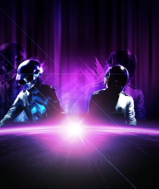 The Radiance of Daft Punk Picture for HTC Titan