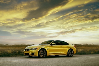 Free BMW M4 Picture for Android 480x800