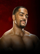 Screenshot №1 pro téma WWE Superstar David Otunga 132x176