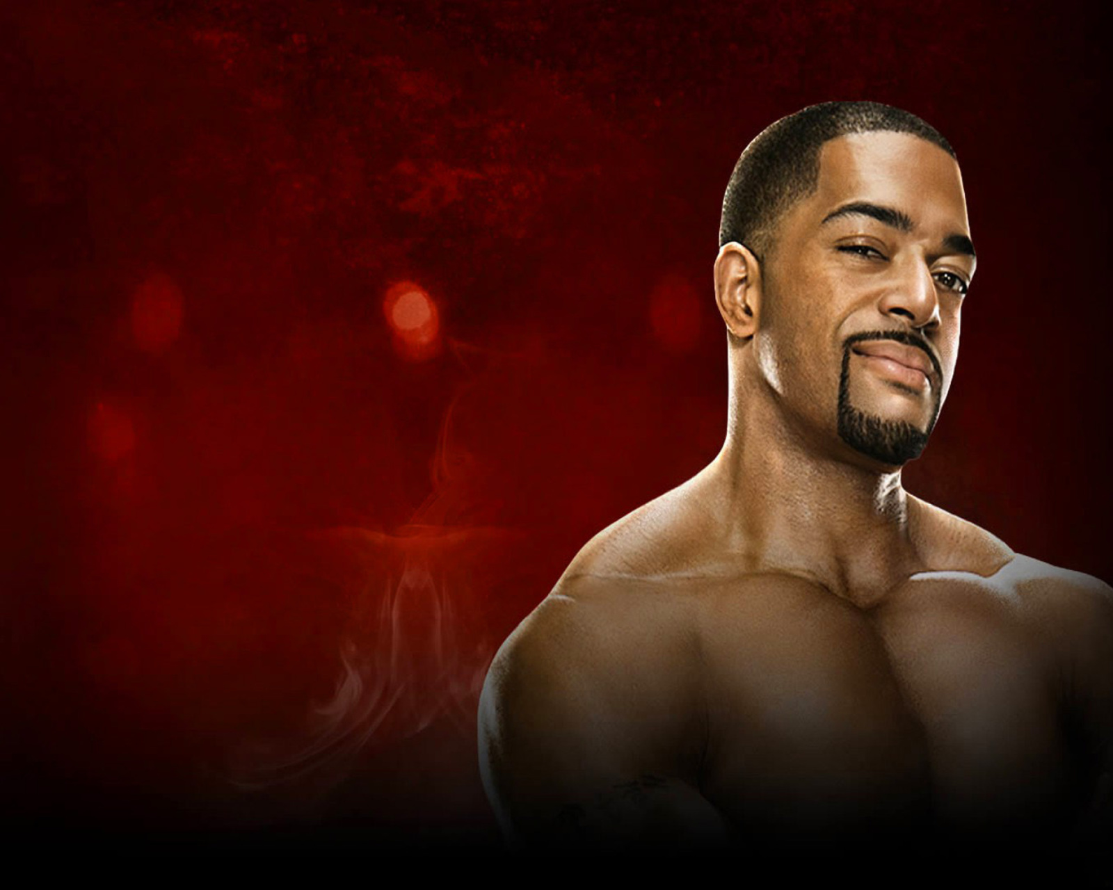 Screenshot №1 pro téma WWE Superstar David Otunga 1600x1280