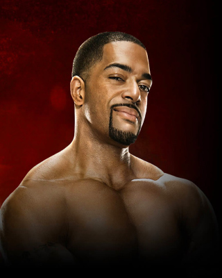 WWE Superstar David Otunga papel de parede para celular para 132x176
