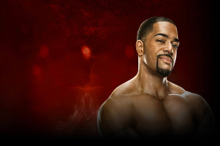 WWE Superstar David Otunga papel de parede para celular