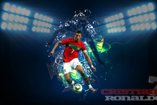 Cristiano Ronaldo Background for Android, iPhone and iPad
