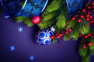 New Years Eve Decorations Background for Android, iPhone and iPad