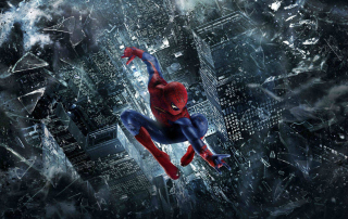 Spider Man Wallpaper for Android, iPhone and iPad