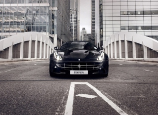 Free Ferrari FF Picture for Android, iPhone and iPad