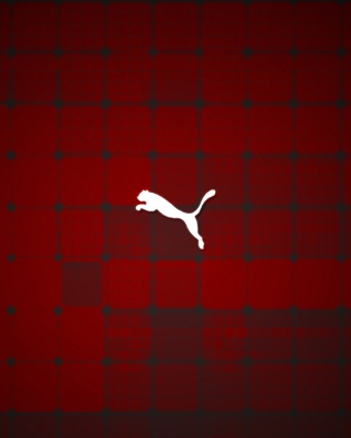 Puma Logo Wallpaper for Nokia C1-01