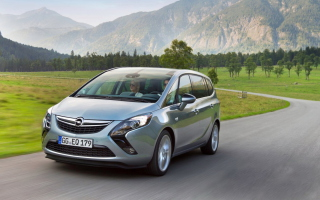 Free Opel Zafira Picture for Android, iPhone and iPad