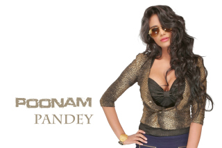 Poonam Pandey Wallpaper for Widescreen Desktop PC 1920x1080 Full HD