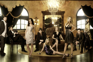 Gossip Girl HD Picture for Android, iPhone and iPad