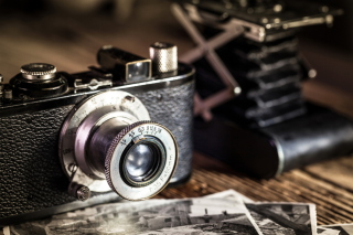 Vintage Camera Picture for Android, iPhone and iPad