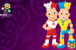 Euro 2012 - Poland and Ukraine Background for Android, iPhone and iPad