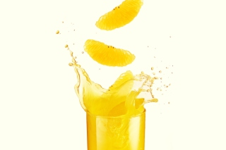 Free Orange Juice Picture for Android, iPhone and iPad